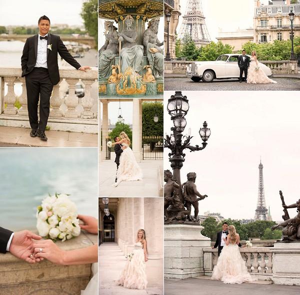 Elopement Romance in Paris April Paolo Snapshot