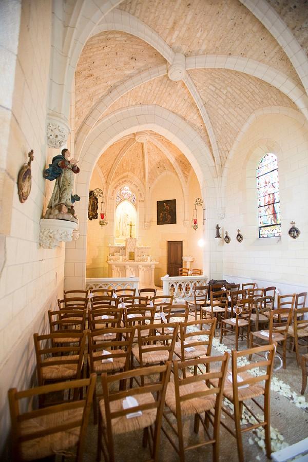 Intimate Dordogne wedding