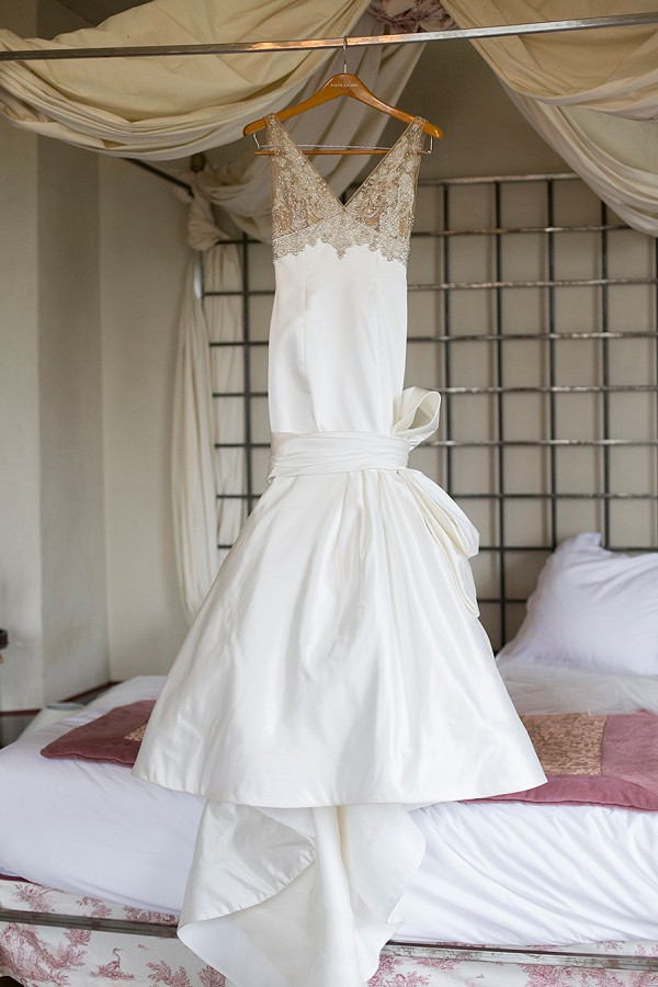 Isabelle Armstrong Gown