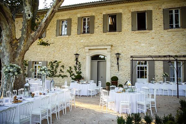Le Clos Saint Estève wedding venue