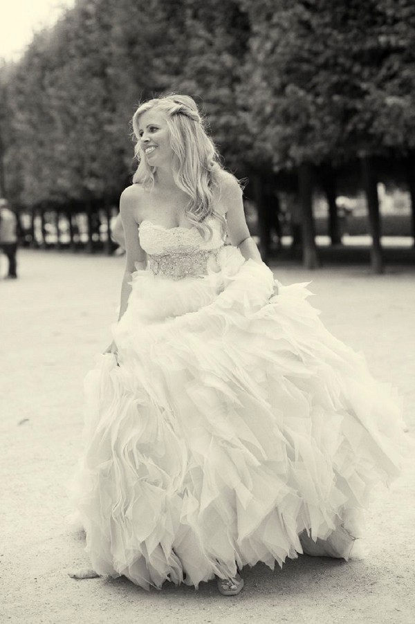 Luv Bridal Wedding gown