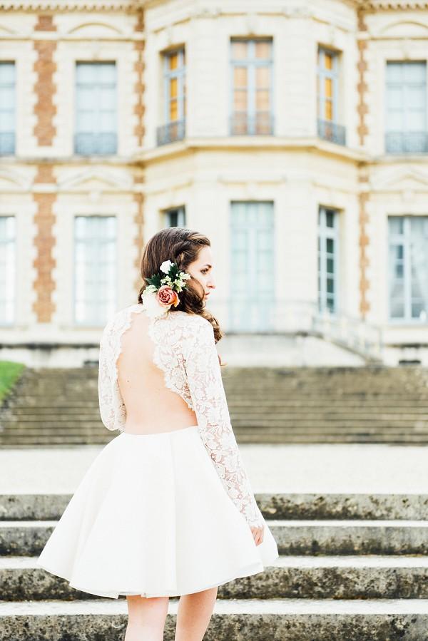 Meryl Suissa Wedding Dress