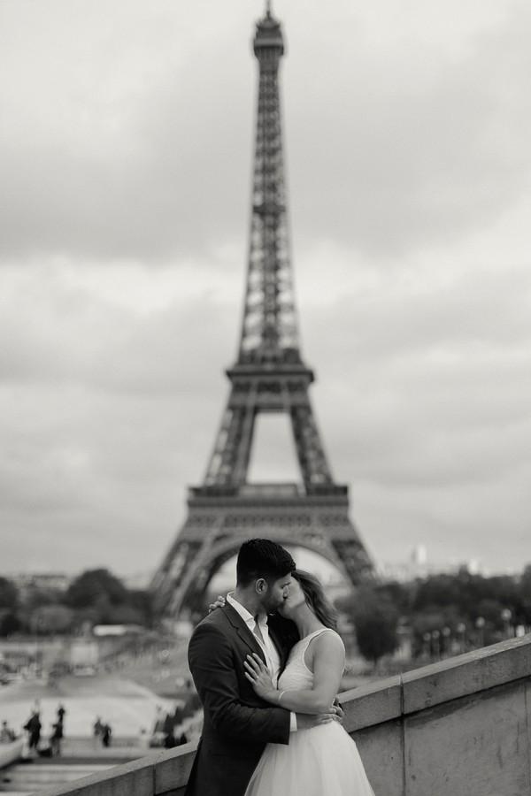 Paris couple shoot
