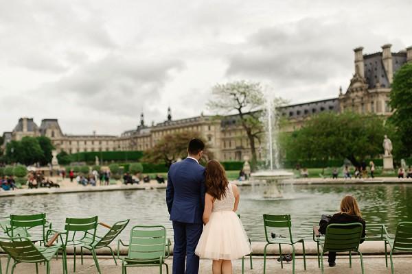 Paris elopement ideas