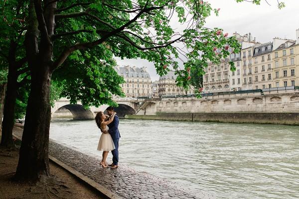 Paris the city of love photo