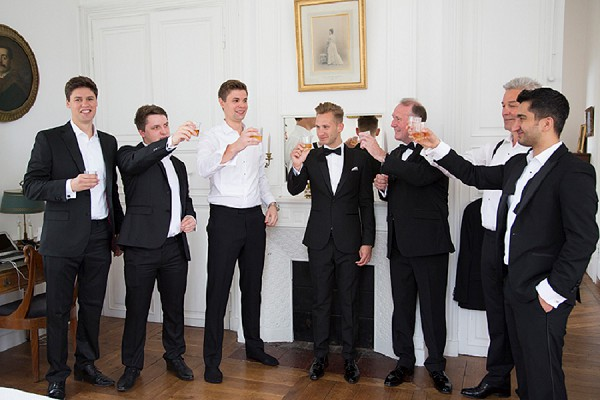 Sophisticated Dordogne Countryside Wedding