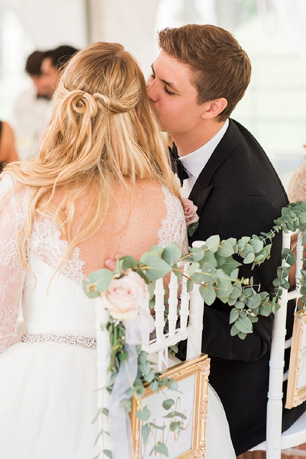 Sophisticated wedding style