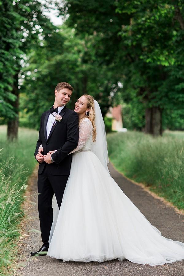 black tie dordogne wedding