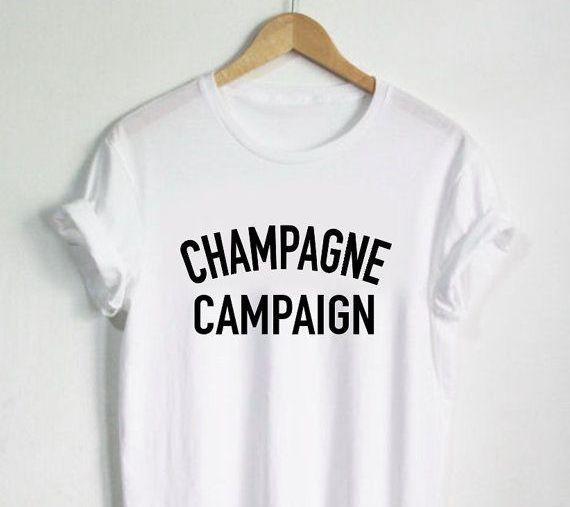 champaigne campaign tshirt