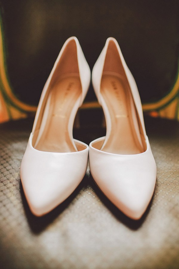 chic wedding shoes