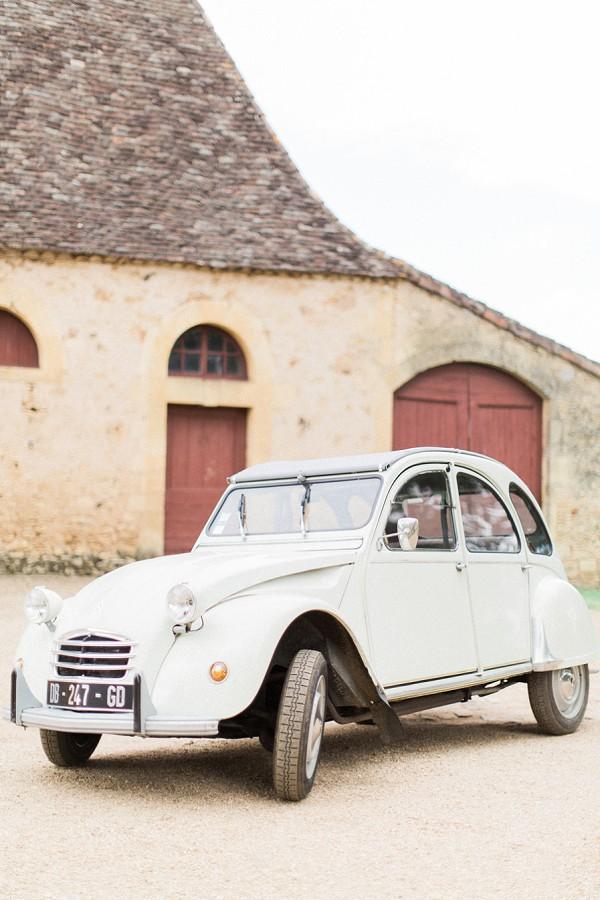 french wedding details