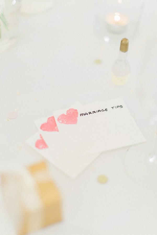 marriage tips wedding table decor