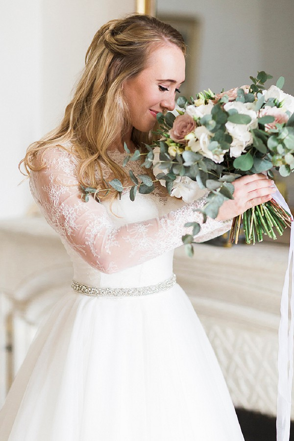 princess kate inspired wedding gown