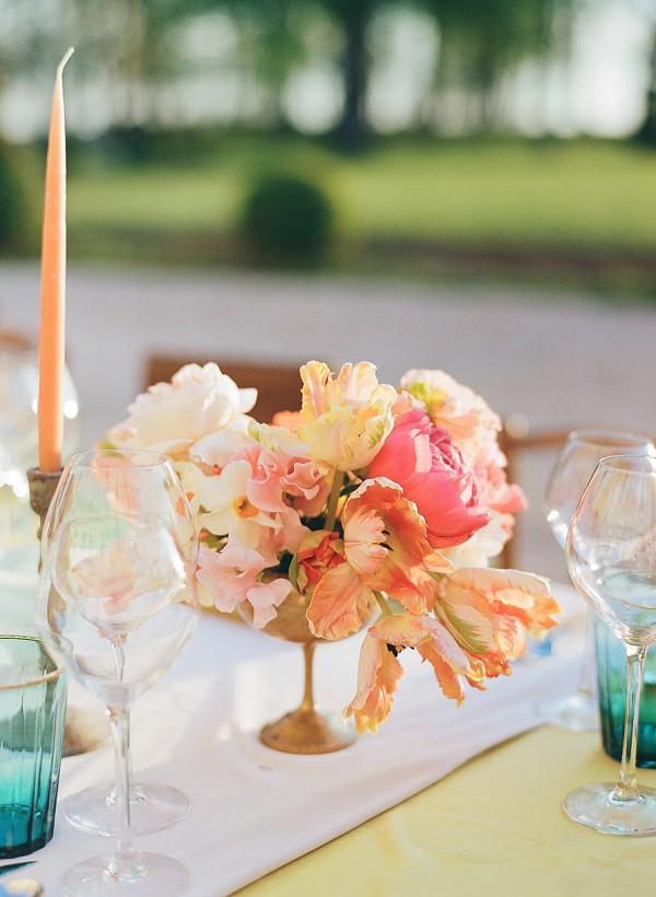 tulip wedding flowers