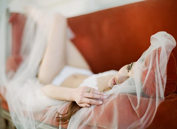 wedding morning boudoir session