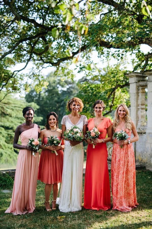 Anthropologie bridesmaid dresses