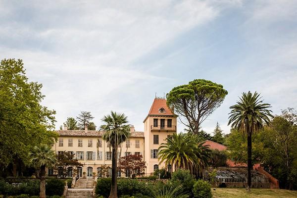 Château Colbert Cannet Wedding