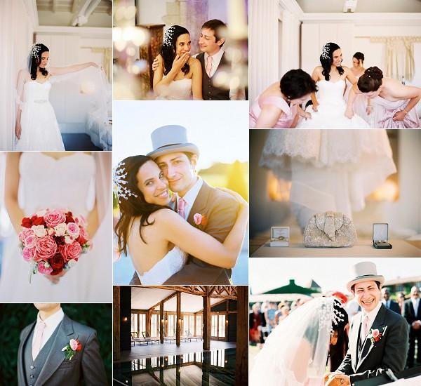 Château Smith Haut Lafitte Bordeaux Wedding Snapshot