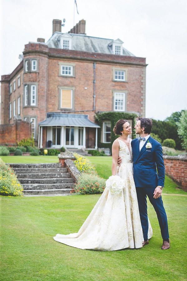 Exquisite Wedding Gown