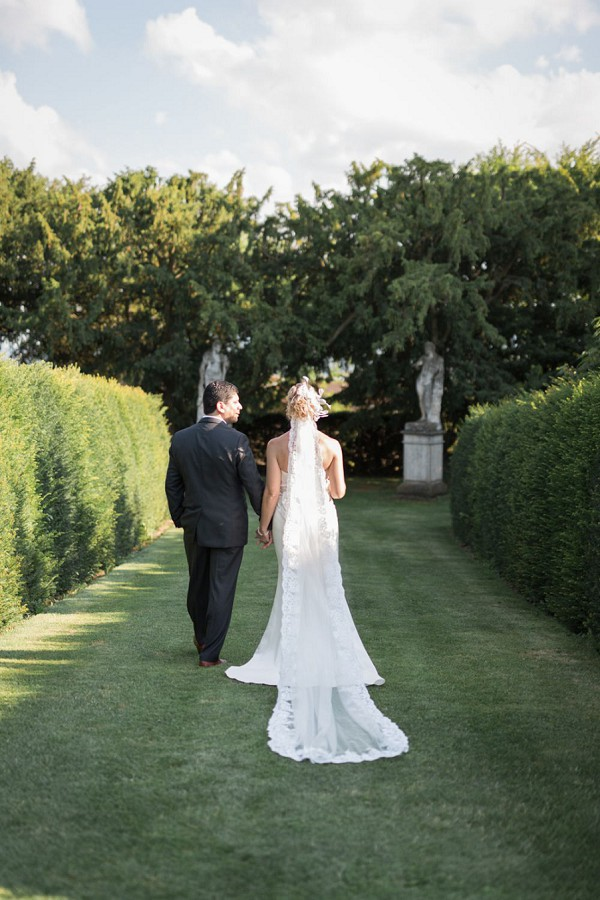 French Countryside Vow Renewal