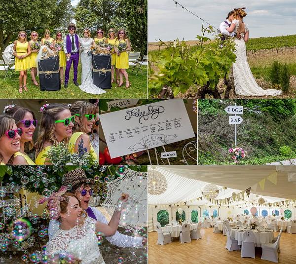 Leopard Print Inspired Bellevue Real Wedding Snapshot