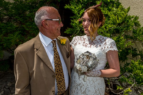 Leopard Print Wedding Details
