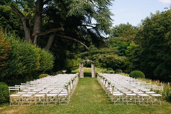 Luxury Chateau de la Bourdaisiere Wedding
