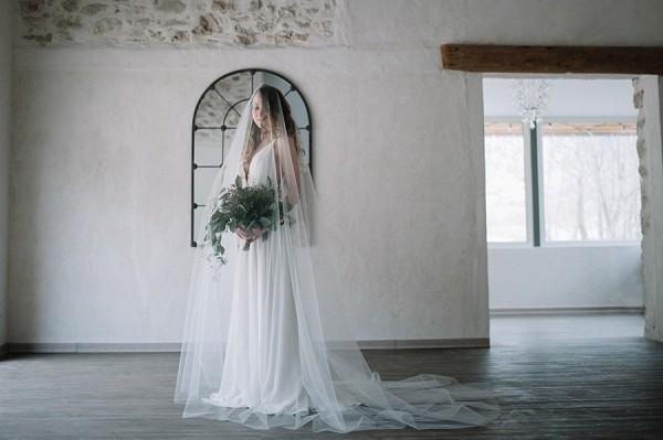 Mademoiselle rêve mariage