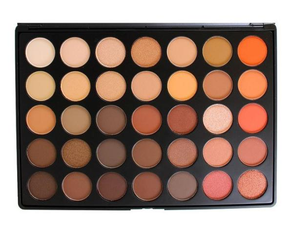 Morphe eyeshadow palette