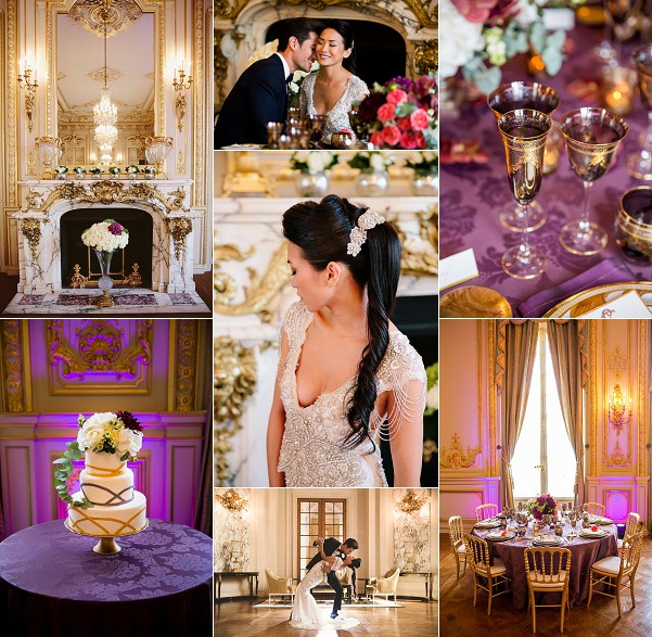 Opulent Shangri La Paris Styled Shoot Snapshot