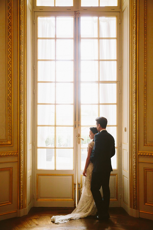 Opulent french wedding