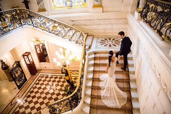 Shangri La Hotel Wedding