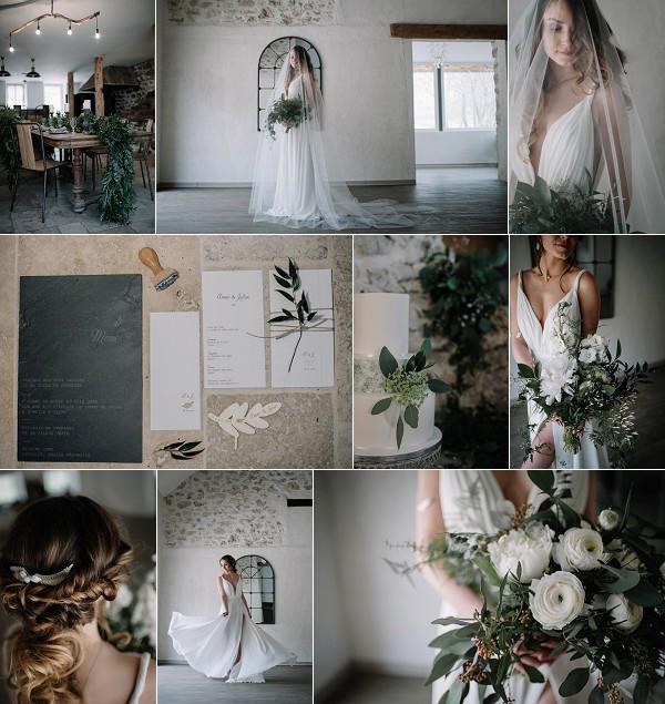 Winter Wedding Inspiration Styled Shoot Snapshot
