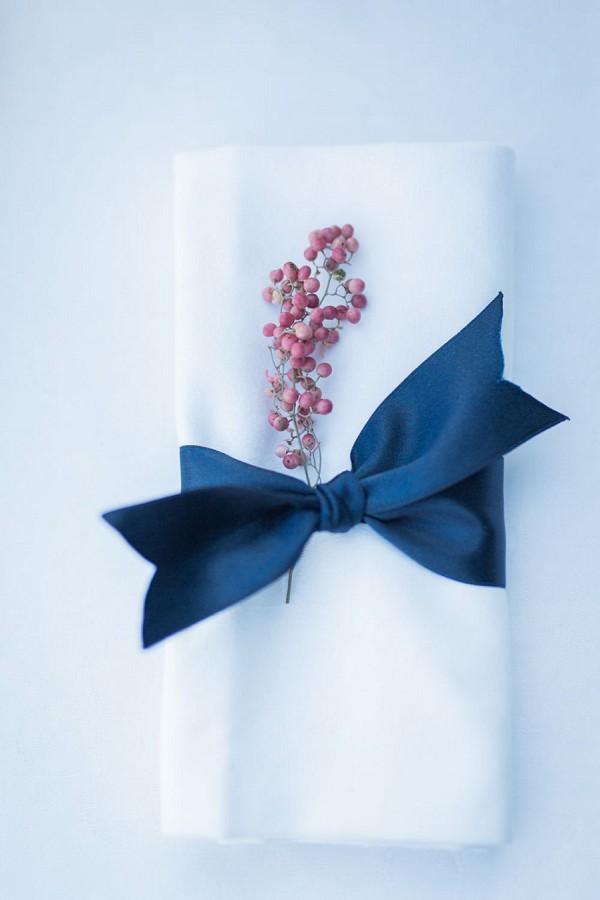 chic wedding styling