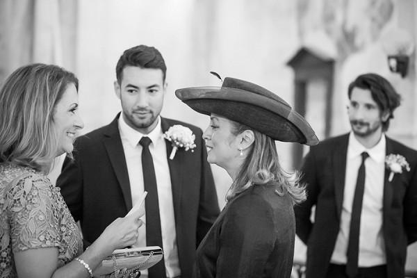 family french wedding