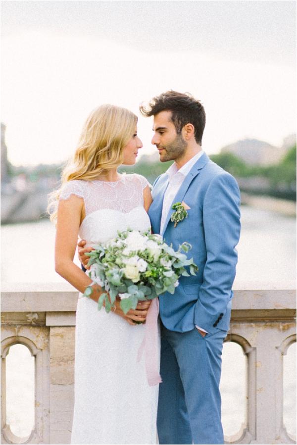 fine art wedding in Paris   Image by Maya Maréchal Photography