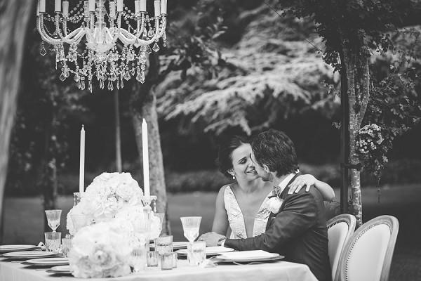 french wedding style shoot