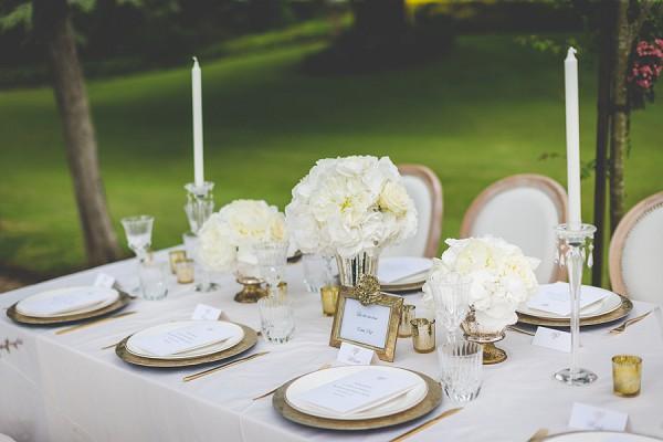 gold frame table names