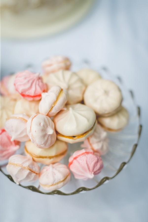 meringue kisses wedding