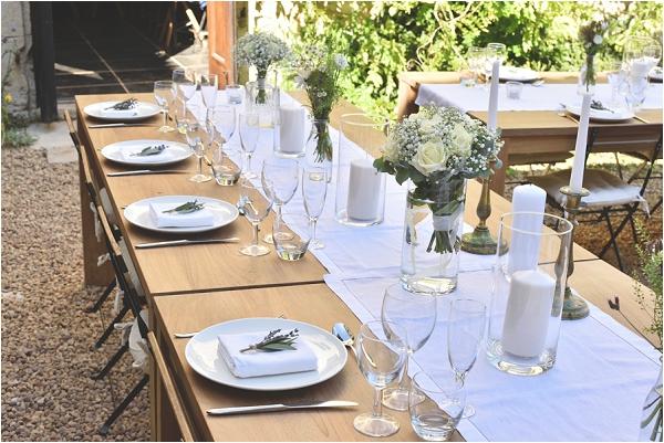 outdoor wedding reception ideas   Image by Awardweddings