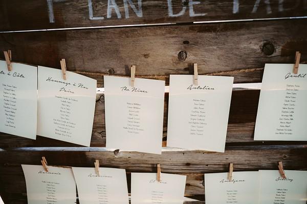 rustic wedding stationary