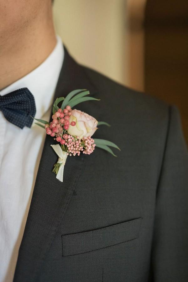 sweet buttonhole inspiration