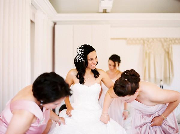 unique bridal hair piece