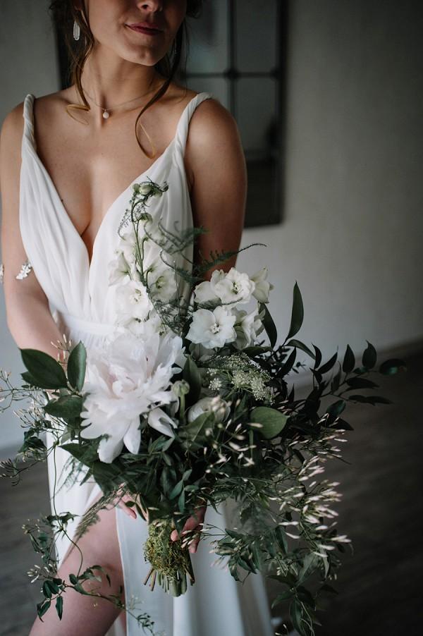 wedding bouquet jasmine