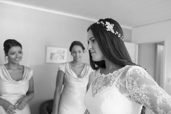 wedding day hair jewelry
