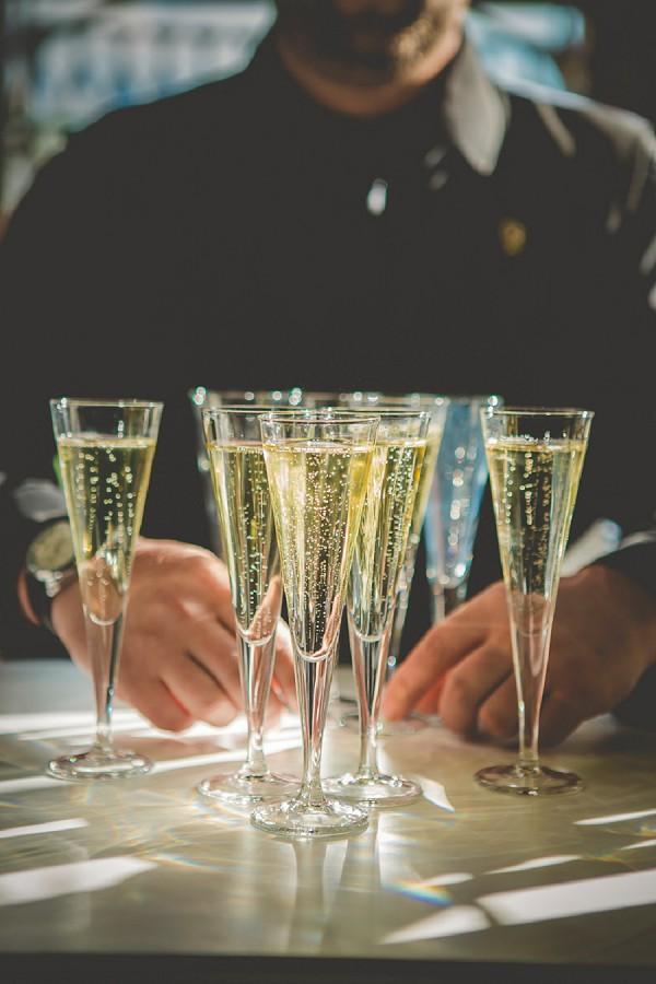 Champagne Chateau Wedding
