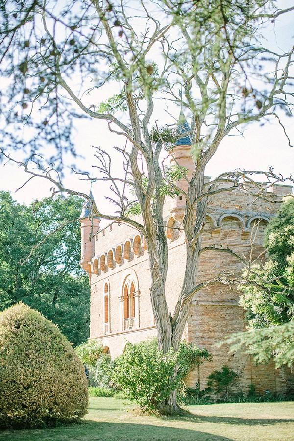 Chateau De Caumont Wedding