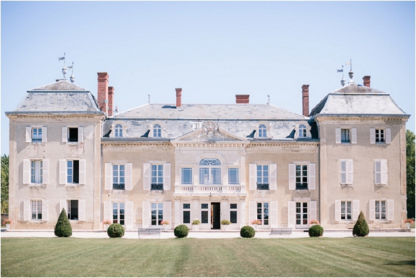 Chateau de Varennes | Image by Ian Holmes Photography