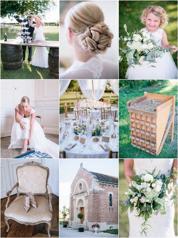 Destination Wedding at Chateau de Varennes | Images by Ian Holmes Photography