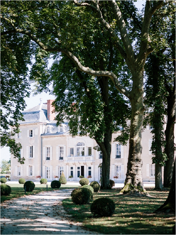 French Wedding Venue Chateau de Varennes | Image by Ian Holmes Photography